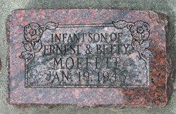 Infant Son Moffett