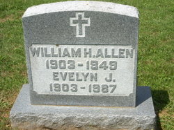 William H Allen