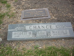 Iredell 'Iredale' Houston Chance