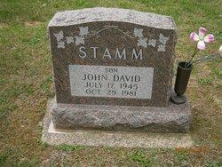 John David Stamm