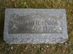 William H Stamm
