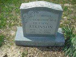 Dorothy Mae <i>Hutson</i> Atkinson