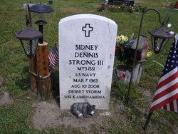 Sidney Dennis Strong, III
