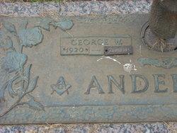 George Woodrow Anderson