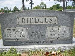 Charles Dawson Riddles