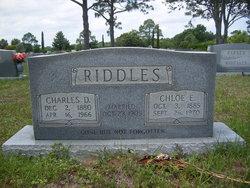 Chloe Emma <i>Toole</i> Riddles