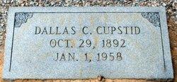 Dallas C. Cupstid