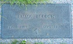 Emma Belden