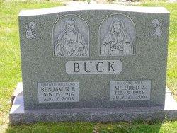 Benjamin R Buck