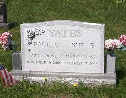 Susan Elizabeth <i>Whitworth</i> Yates