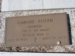 Carlos Floyd