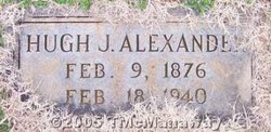 Hugh J. Alexander