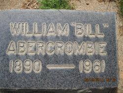 John William Bill Abercrombie