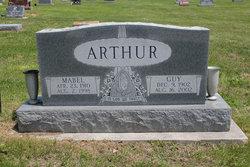 Mabel <i>Porter</i> Arthur