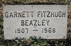 Garnett <i>Fitzhugh</i> Beazley