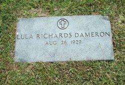 Lula <i>Richards</i> Dameron
