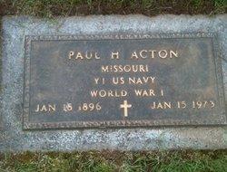 Paul H. Acton