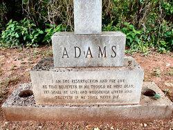 Margaret Frances <i>Williams</i> Adams