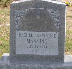 Rachel Ann <i>Larrimore</i> Manning