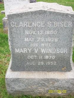 Mary Virginia <i>Windsor</i> Biser