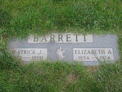 Elizabeth Agnes <i>Curran</i> Barrett