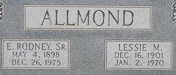 Emerson Rodney Allmond, Sr