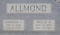 Mary Leulla Mollie <i>Hamilton</i> Allmond