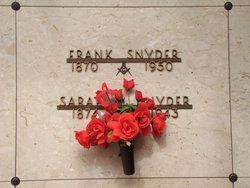 Frank Snyder