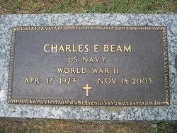Charles E Bean