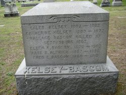 Ellen <i>Kelsey</i> Bascom