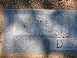 Jessie E. Deats