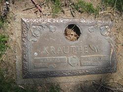 Mary V Krautheim