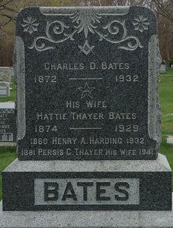Hattie <i>Thayer</i> Bates