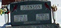 Elmer W Johnson
