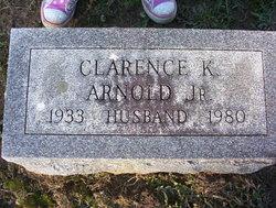 Clarence Kunkle Arnold, Jr