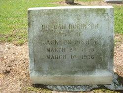 Hulda Elizabeth <i>Robinson</i> Fisher
