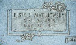 Elsie C. Matejowsky