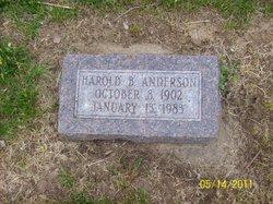Harold Burton Anderson