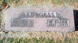 Arthur Garfield Burgess