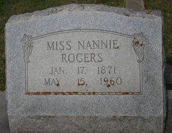 Nannie Rogers
