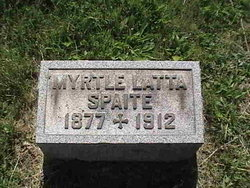 Myrtle Latta Spaite