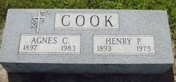 Henry P Cook