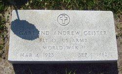Garland Andrew Geister