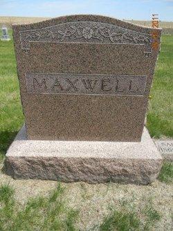 Sarah H. <i>Vinzant</i> Maxwell