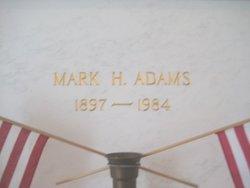 Mark Hanna Adams