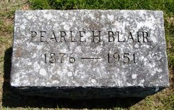 Pearle <i>Huntington</i> Blair