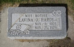 Lavina Oliva <i>Johnson</i> Hardy