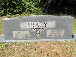 Ellie Edith <i>Henson</i> Frady