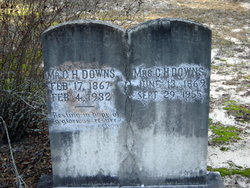 Mrs C. H. Downs
