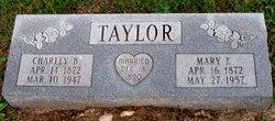 Mary Elizabeth <i>Hatman</i> Taylor
